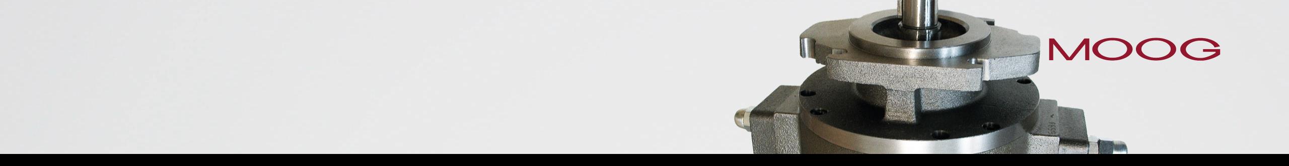Moog Radialkolbenpumpe